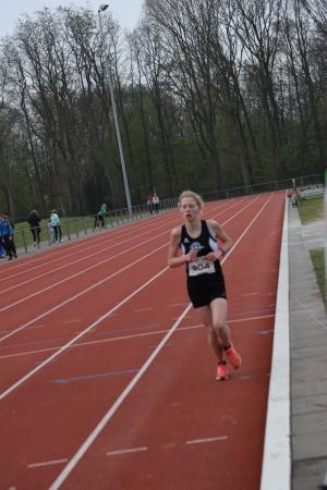 1000m hardlopen (Foto van Raymond Kleine)