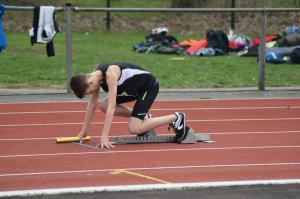 Concentratie voor de start (Foto van Raymond Kleine)