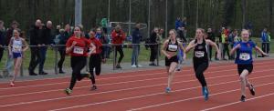 80m sprinten (Foto van Raymond Kleine)