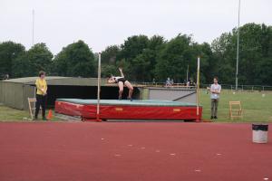 Susan sprong 1.40m hoog