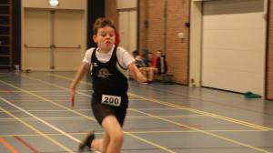 30m sprint Youri