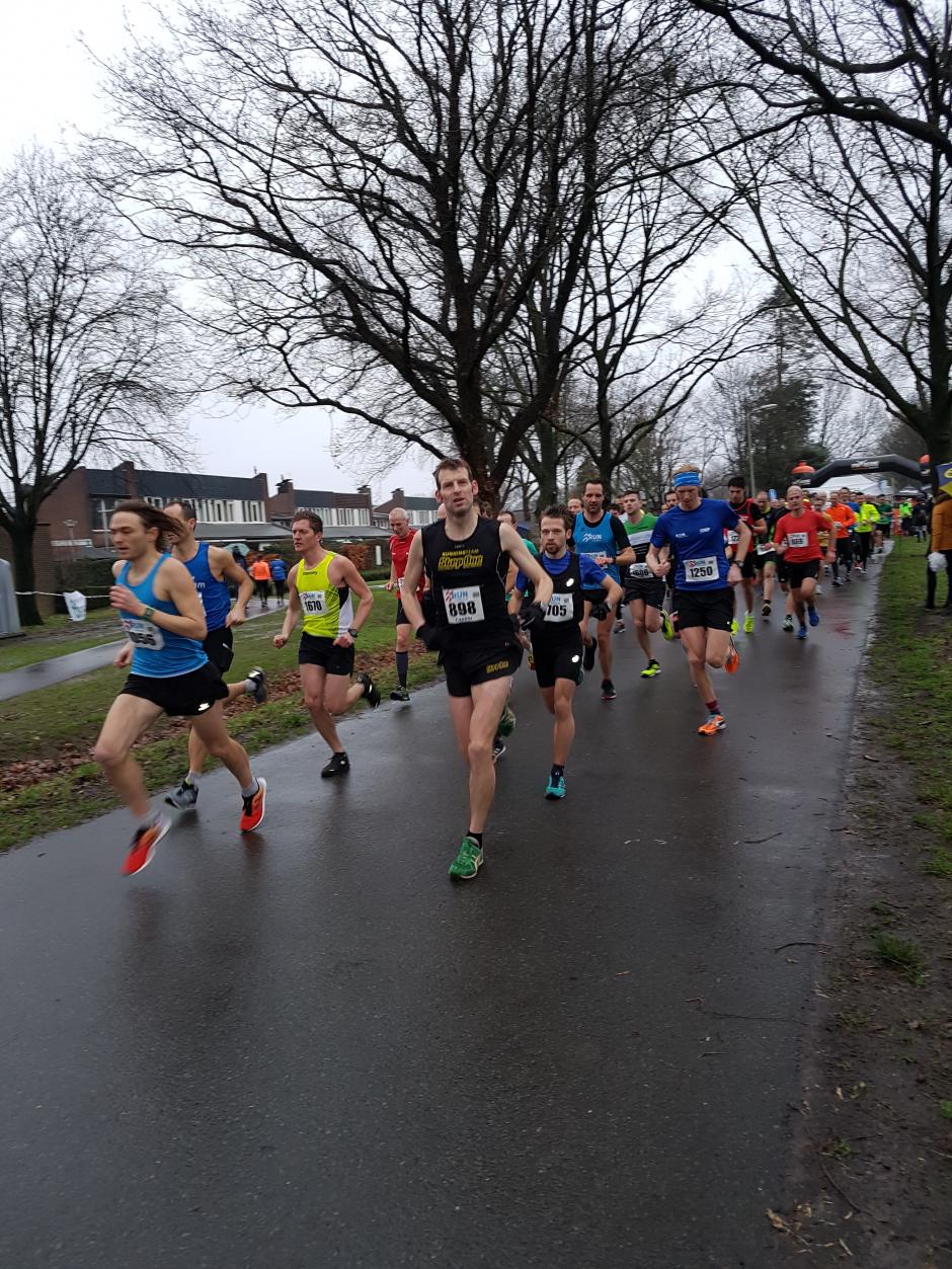 Start eerste Woolderesloop 2019