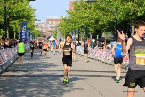 Joost Fortkamp snelde naar 3:04:51 (Foto van PSDesignfotografie)