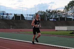 Danny Leferink op Reinink op de 5000m