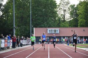 Bjorn op de 100m