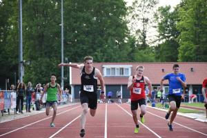 Pim op de 100m