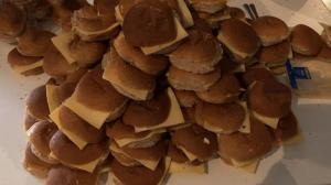 Heel veel broodjes